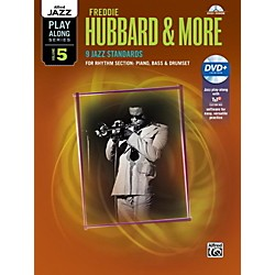 Alfred Freddie Hubbard & More - Rhythm Section Book & CD (00-41153)
