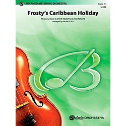 Alfred Frosty's Caribbean Holiday String Orchestra Level 2.5 Set (00-41211)