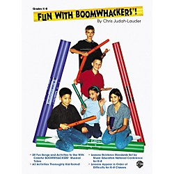 Alfred Fun with Boomwhackers! (00-0528B)
