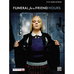 Alfred Funeral For A Friend Hours Guitar Tab Songbook (00-24492)