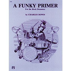 Alfred Funky Primer for Rock Drum (00-3333)