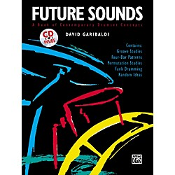Alfred Future Sounds Drum Set Book & CD (00-16921)