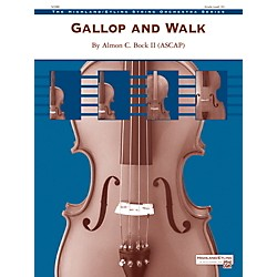 Alfred Gallop and Walk String Orchestra Grade 3.5 Set (00-40482)