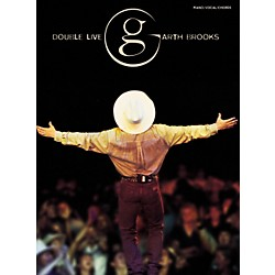 Alfred Garth Brooks - Double Live Piano, Vocal, Guitar Songbook (00-PF9906)