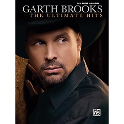 Alfred Garth Brooks - The Ultimate Hits Easy Guitar TAB Book (00-28976)