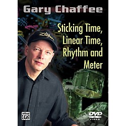 Alfred Gary Chaffee - Sticking Time, Linear Time, Rhythm and Meter DVD (00-34469)