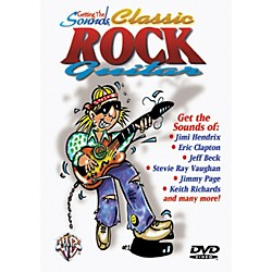 Alfred Getting The Sound - Classic Rock Guitar (DVD) (00-901903)