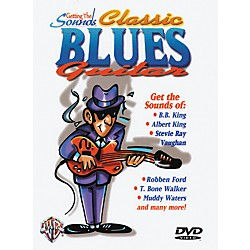 Alfred Getting The Sounds - Classic Blues Guitar DVD (00-901904)