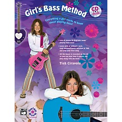 Alfred Girl's Bass Method Book & CD (00-22900)