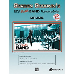 Alfred Gordon Goodwin's Big Phat Band Play Along Series Drums Book & CD (00-25256)