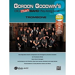 Alfred Gordon Goodwin's Big Phat Band Play-Along Series Trombone Vol. 2 Book & DVDRom (00-42584)