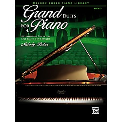 Alfred Grand Duets for Piano Book 2 (00-32153)