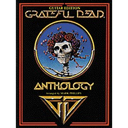Alfred Grateful Dead Anthology Guitar Tab Book (00-GF0284)