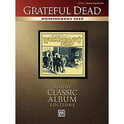 Alfred Grateful Dead Working Mans Dead Classic Albums Edition Guitar Tab Songbook (00-PGM0513)