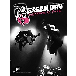 Alfred Green Day - Awesome As F**K Guitar TAB Book (702538)