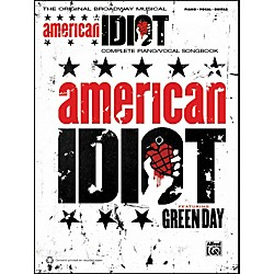 Alfred Green Day American Idiot The Musical Piano/Vocal/Guitar (322334)