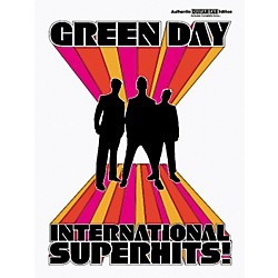 Alfred Green Day International Superhits! Guitar Tab Book (699942)