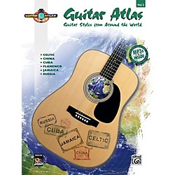 Alfred Guitar Atlas: Complete - Volume 2 (Book/CD) (00-33556)