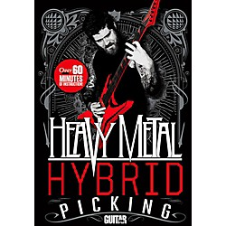 Alfred Guitar World Heavy Metal Hybrid Picking DVD (56-42847)