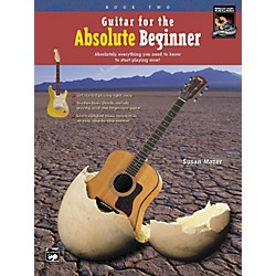 Alfred Guitar for the Absolute Beginner 2 CD (00-14979)