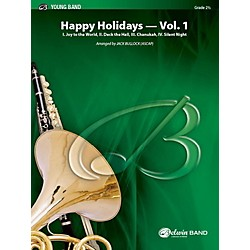 Alfred Happy Holidays, Vol. 1 Concert Band Grade 2 Set (00-42178)