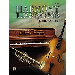 Alfred Harmony Lessons Book 1 (Note Speller 3) (00-EL00373A)