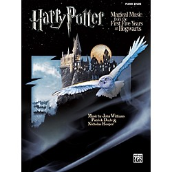 Alfred Harry Potter Magical Music Piano Solos (00-32033)