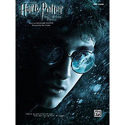 Alfred Harry Potter and the Half-Blood Prince Selections from Easy Piano (00-33263)