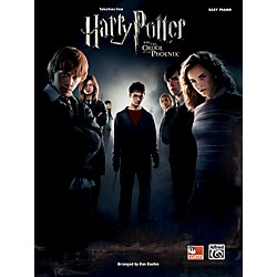 Alfred Harry Potter and the Order of the Phoenix Selections from  Easy Piano (00-28445)