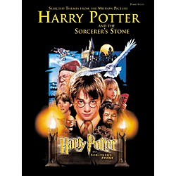 Alfred Harry Potter and the Sorcerer's Stone Selected Themes from the Motion Picture Intermediate/Advanced (00-0639B)