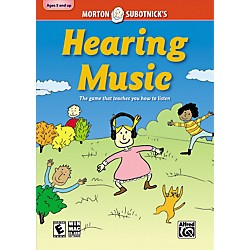 Alfred Hearing Music: CD-ROM By Morton Subotnick (00-30539)