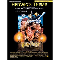 Alfred Hedwigs Theme (from Harry Potter the Sorcerers Stone) Sheet Music (00-PVM01144)