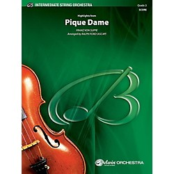 Alfred Highlights from Pique Dame String Orchestra Grade 3 Set (00-41199)