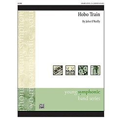 Alfred Hobo Train Concert Band Grade 2.5 Set (00-41951)