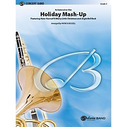 Alfred Holiday Mash-Up as featured on Glee Concert Band Grade 3 Set (00-42214)