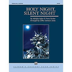 Alfred Holy Night, Silent Night Concert Band Grade 3 Set (00-41966)