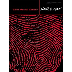 Alfred Hoobastank Every Man For Himself Guitar Tab Songbook (00-26137)