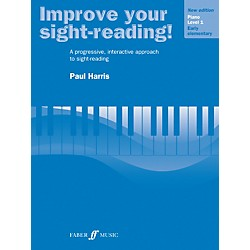 Alfred Improve Your Sight-reading! Piano Level 1 (12-0571533116)