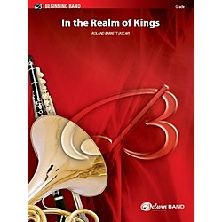 Alfred In the Realm of Kings Concert Band Grade 1 Set (00-42151)
