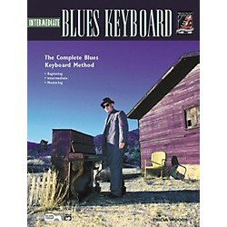 Alfred Intermediate Blues Keyboard (Book/CD) (00-18418)