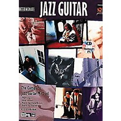 Alfred Intermediate Jazz Guitar (Book/CD) (00-14123)