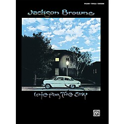 Alfred Jackson Browne: Late For The Sky - Piano, Vocals, & Chords (Book) (00-30212)