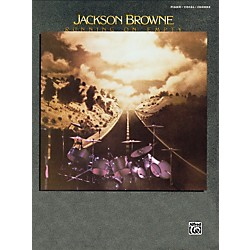 Alfred Jackson Browne: Running on Empty - Piano, Vocals, & Chords (Book) (00-30214)