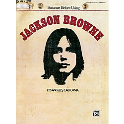 Alfred Jackson Browne: Saturate Before Using - Piano, Vocals, & Chords (Book) (00-30210)