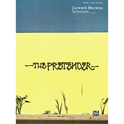 Alfred Jackson Browne: The Pretender - Piano, Vocals, & Chords (Book) (00-30213)