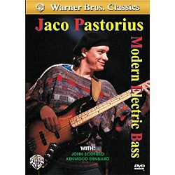 Alfred Jaco Pastorius - Modern Electric Bass DVD (00-903159)