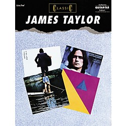 Alfred James Taylor Classic Guitar Tab Songbook (00-GF0477)