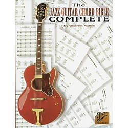 Alfred Jazz Guitar Chord Bible Book (00-0343B)