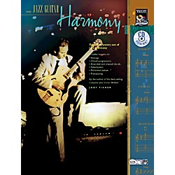Alfred Jazz Guitar Harmony Book & CD (00-20440)