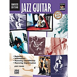 Alfred Jazz Guitar Method Complete Book & CD (00-34352)